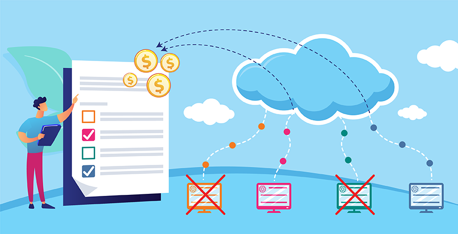 How to stop paying for idle cloud instances services